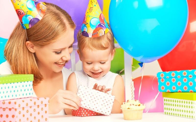день рождения детей фото