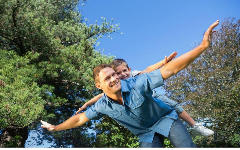 Как доверить ребенка папе?