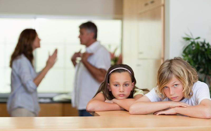 Как маме избавиться от ревности: личный опыт