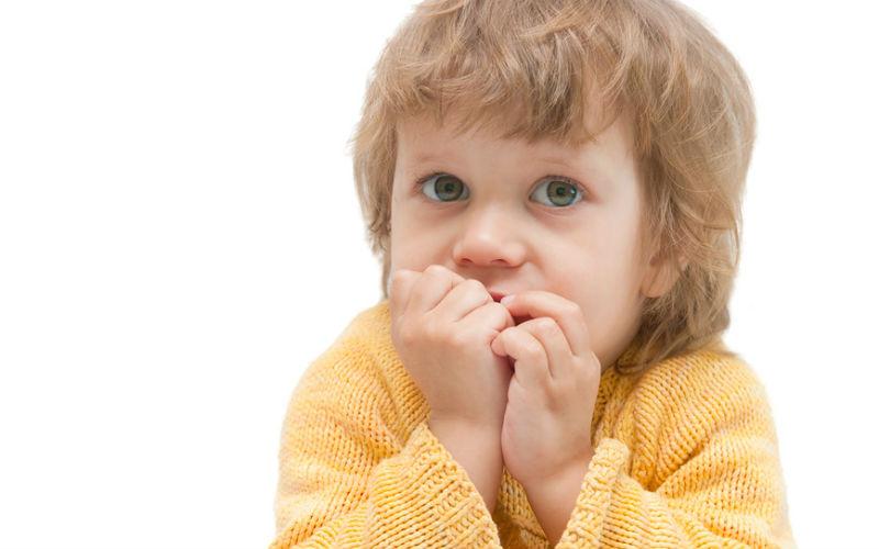 Бесстрашный или пугливый: две крайности детского характера