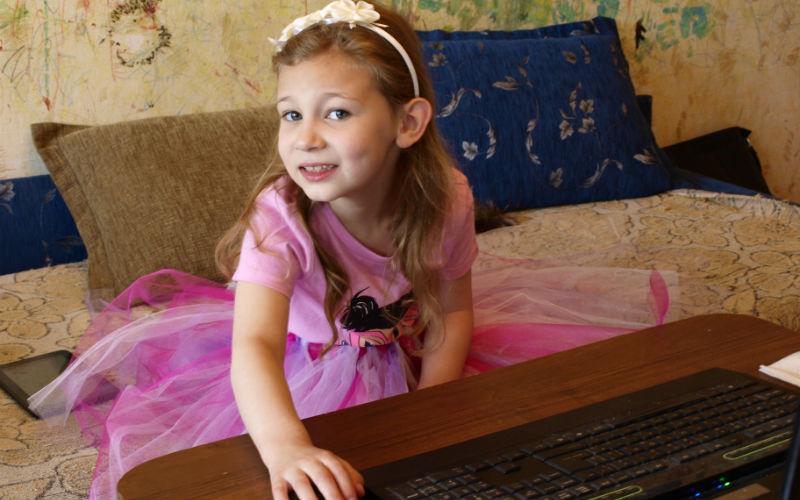 У моей дочери аутизм: исповедь мамы