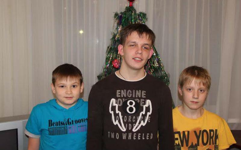 У нас три приемных сына: история семьи