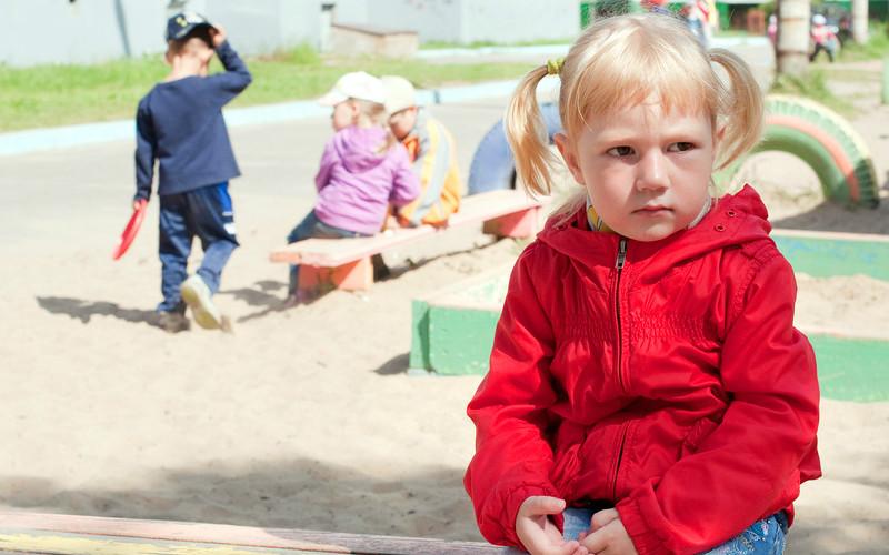 Что такое несадиковый ребенок