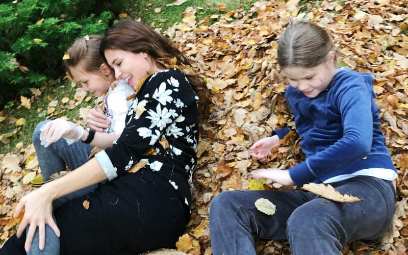 Ольга Ушакова: Мама не должна растворяться в детях