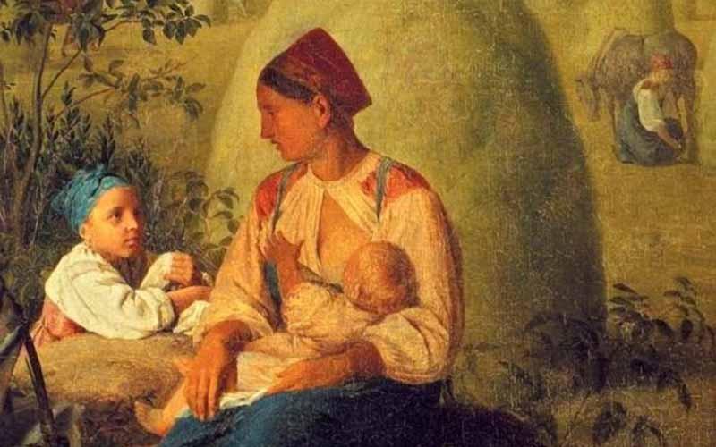 Как жили беременные 150 лет назад - Статьи - Беременность - Дети ...