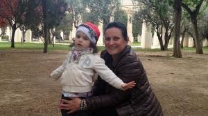 Алена Хмельницкая: У Ксюши трое родителей: я, Тигран и старшая сестра Саша