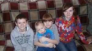 Детям с ограниченными возможностями особенно нужна семья