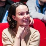 Член жюри детского кастинга Валерия Ланская