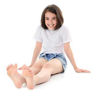 ноги девочек 12 лет фото
