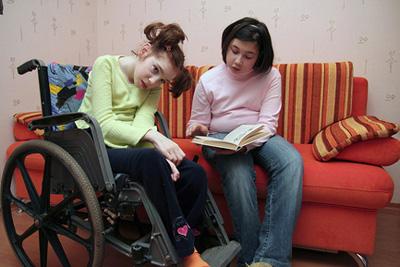 детей инвалидов фото