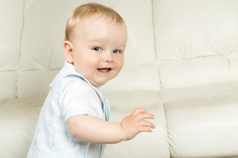 Девять месяцев ребенок