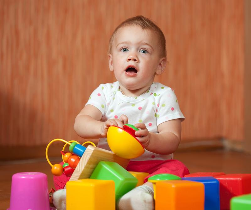 Ребенок в 12 месяцев
