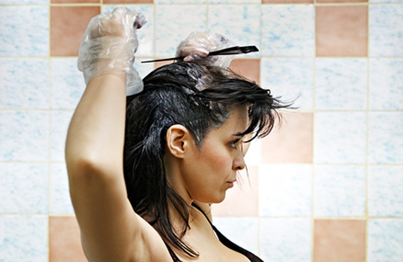 какой краской для волос можно пользоваться во время беременности