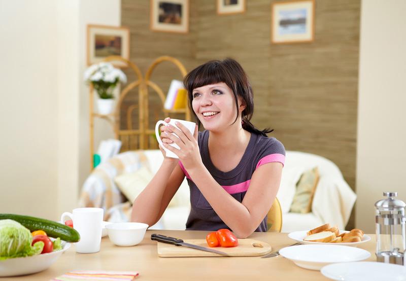 похудение кормящей маме