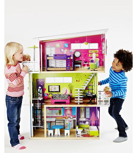 Детские игрушки для девочек для 7 лет
