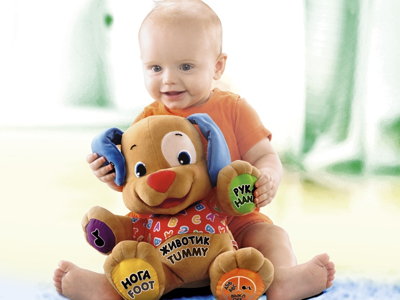 Игрушки для ребенка в 1.5 года своими руками