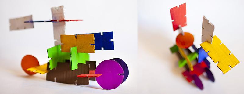 Детский конструктор своими руками