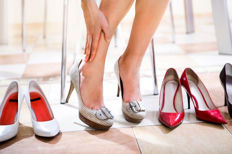можно ли носить каблуки