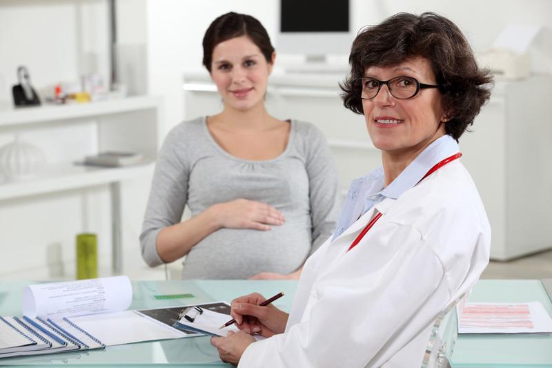 Легкая анемия при беременности