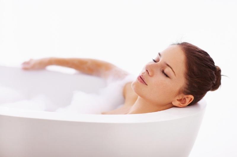 Как сделать горячие ванны