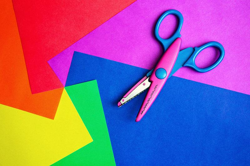 Как сделать поделку из бумаги клея и ножниц