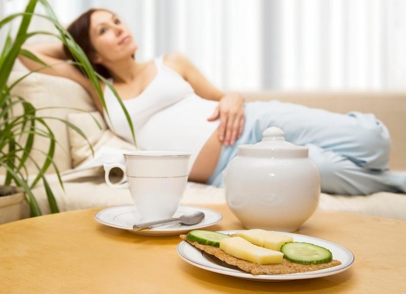 Приступы голода при беременности