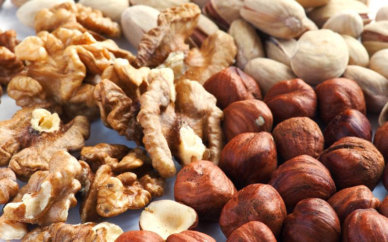 кормящей диета грецких мамы орехов без