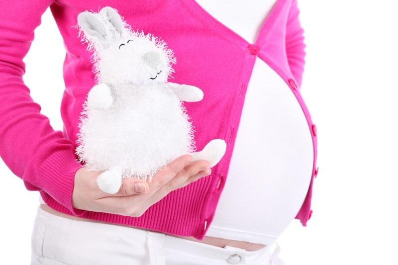 Белые выделения при беременности могут быть