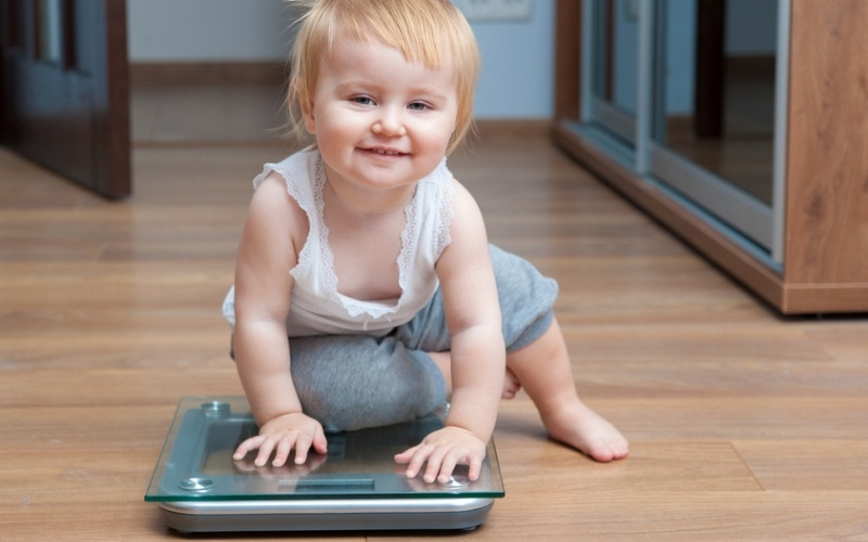 У ребенка ожирение