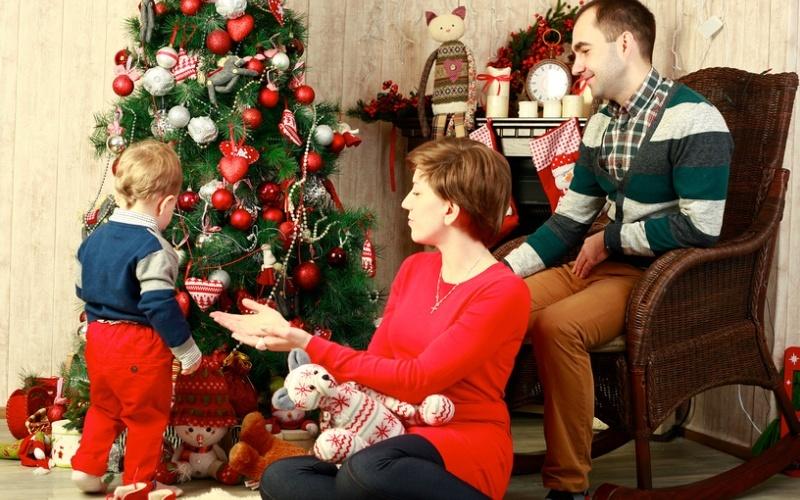 Какие подарки дарить детям на рождество