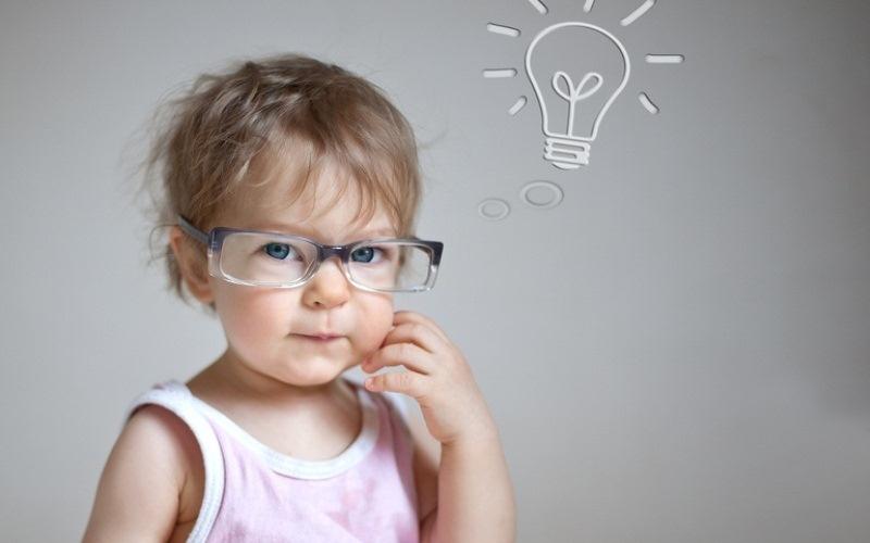Самым умным человеком на земле стала трехлетняя девочка - Новости - Дети Mail.Ru