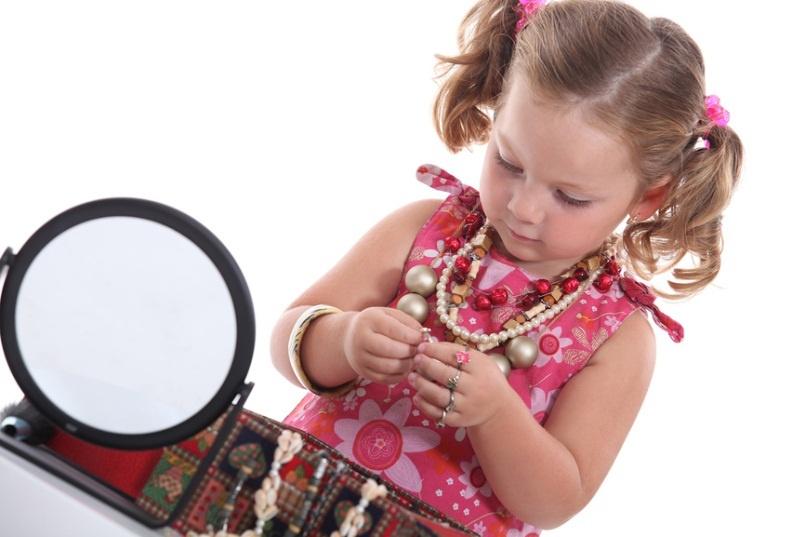 КольцаПервые украшения для дочки