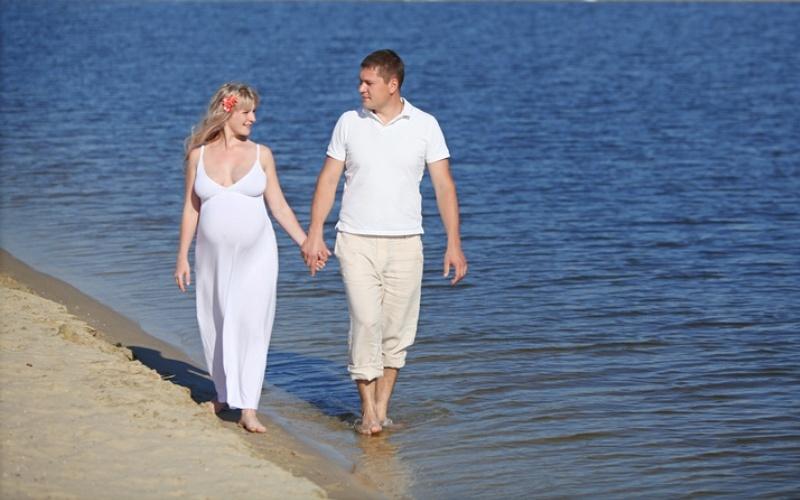 Беременность после моря