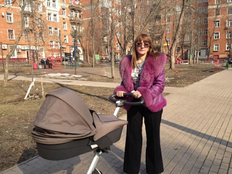 Юлия Михальчик: «Нам с сыном удается договориться»