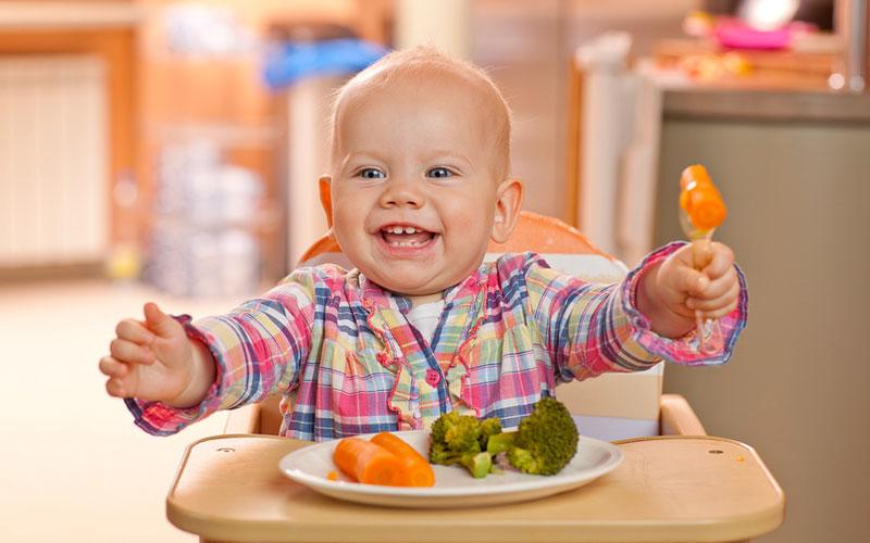5 продуктов, которые необходимы детям каждый день