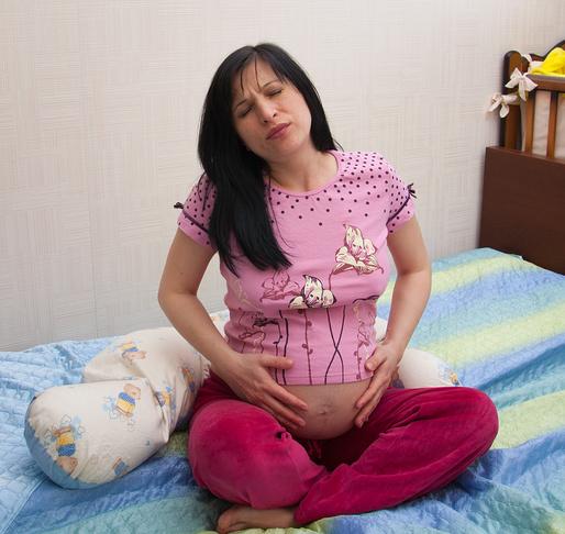 Живот тянет на 26 неделе беременности
