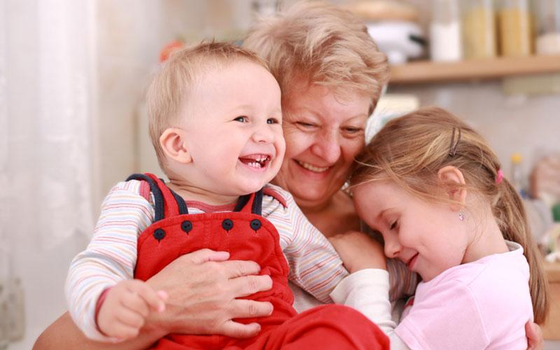 Мамочки и сыновья тетя и племянник