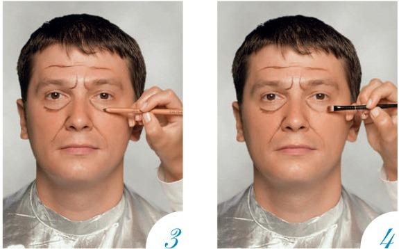 Убрать глубокие морщины на лице
