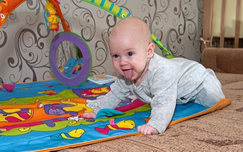 Гиперактивный ребенок 7 месяцев