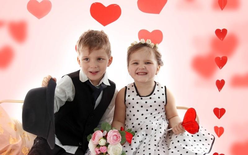 «Разбитое сердце»: зачем детям святой Валентин?