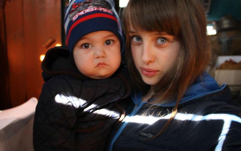 истории об усыновлении детей с фото - фото 9