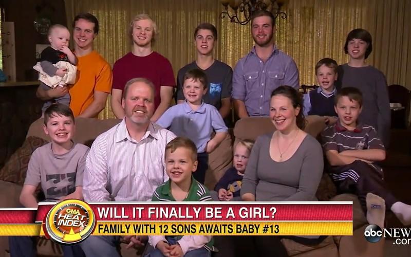 Кадр из видеоролика телеканала ABC