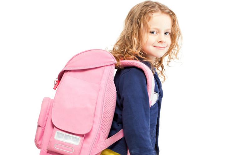 Злоумышленник украл у девочки школьный рюкзак