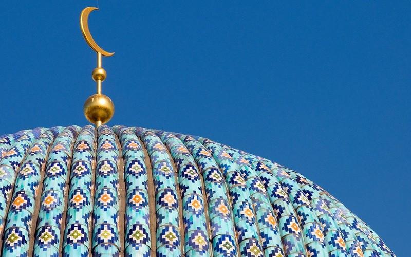 Як мусульмани мечеть ділили