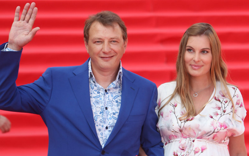 Марат Башаров и Елизавета Шевыркова  />Legion-media