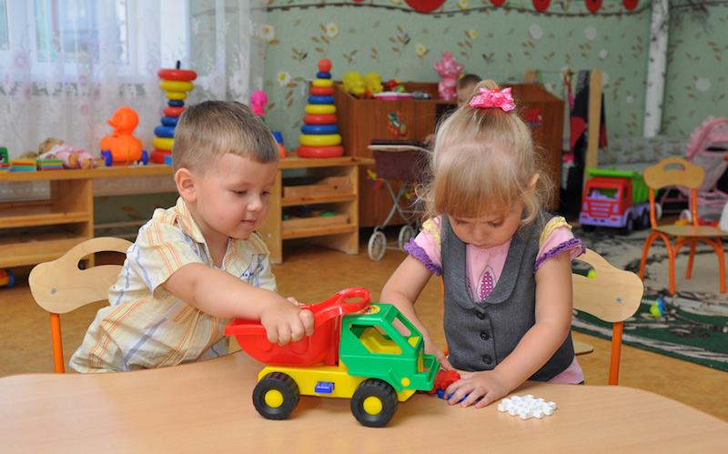 ВЧереповце издетсада убежал 6-летней ребенок